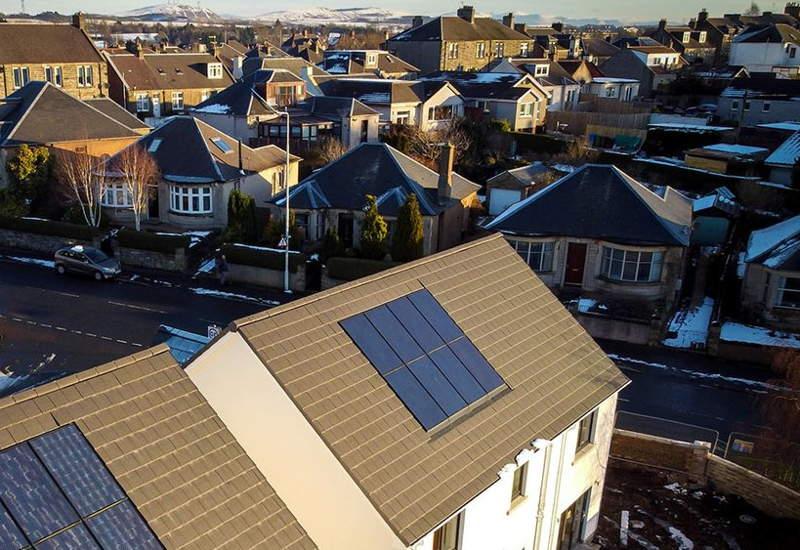 Ηλιακή ενέργεια στο σπίτι
